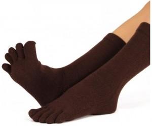 Prstové ponožky na outdoor
